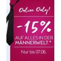 15 % Rabatt in der BIPA Männerwelt & kostenloser Versand – nur heute