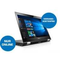 Lenovo Yoga 2-in-1-Notebooks und Ultrabooks in Aktion auf Saturn.at