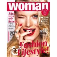 2 kostenlose Ausgaben der Zeitschrift Woman auf probiermal.at