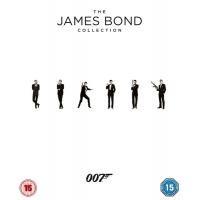 James Bond Collection (23 Filme) auf Blu-Ray ab 53,95 € statt 117,92 €