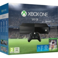 Saturn Technik Special – zB Xbox One 500GB – FIFA 16 Bundle um 249 €