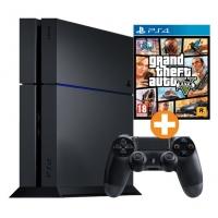 Saturn Technik Special – zB PlayStation 4 1TB – GTA V Bundle um 299 €