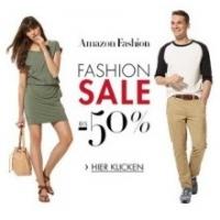 Amazon Fashion Sale mit bis zu 70% Rabatt und großer Auswahl!
