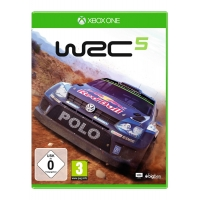 WRC 5 für Xbox One zum neuen Bestpreis von 31,26 € statt 62,99 €