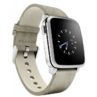Pebble Time Steel Smartwatch inkl. Versand um 149 € statt 224,99 €
