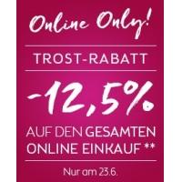 Bipa Onlineshop: 12,5 % Rabatt auf euren gesamten Einkauf – nur heute