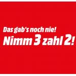 """""""Nimm 3 zahl 2"""" im Media Markt Onlineshop – versandkostenfrei"""