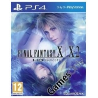 Final Fantasy X/X-2 HD Remaster (PS 4) inkl. Versand um 23,98 €