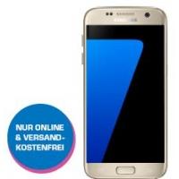 Samsung Galaxy S7 32GB gold um nur 494,25 € – nur heute!!