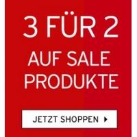 The Body Shop – 3 für 2 auf Sale Produkte – günstigstes geschenkt!