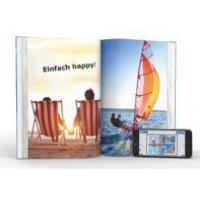 Happy Foto – Hardcover A4 Fotobücher um 19,90 € (+4,95 € Versand)