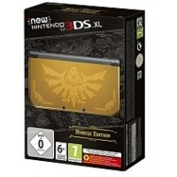 Nintendo New 3DS XL Hyrule Edition inkl. Versand um 149,99 €
