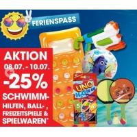 Libro – 25% Rabatt auf Freizeitspiele und Spielwaren – inkl. Nerf Artikel