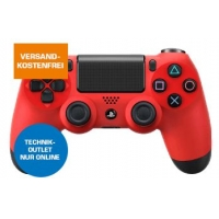 Sony PS4 DualShock 4 Wireless Controller in rot inkl. Versand um 50 €