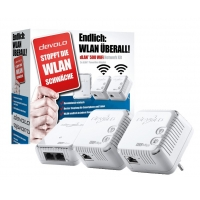 Media Markt 8 bis 8 Nacht – Devolo dLAN 500 WiFi Network Kit um 95 €