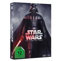 Saturn Technik Special – zB Star Wars Complete Saga (Blu-ray) um 66 €