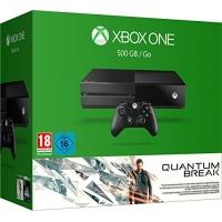 Xbox One 500GB Konsole inkl. Quantum Break und Alan Wake um 199 €