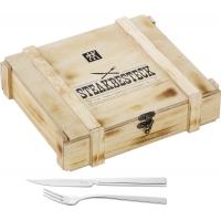 Zwilling Amazon Angebote – zB. 12-teiliges Steakbesteckset um 27,95 €