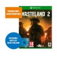 Günstige Xbox One Games im Saturn Technik Outlet – zB. Wasteland 2 Director's Cut [Xbox One] inkl. Versand um 17 € statt 22,78 €