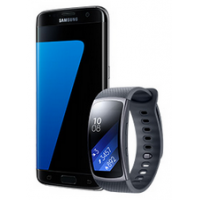 Samsung Galaxy S7 & Edge + Samsung Gear Fit 2 ab 659 €