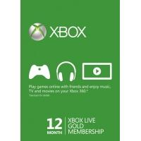 12 Monate Xbox Live Gold Mitgliedschaft um nur 34,19 € bei CDKeys