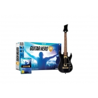 Guitar Hero Live Spiel + Gitarre (Nintendo Wii U) um 19,48 € statt 39,90 €
