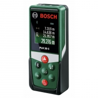 Bosch DIY Digitaler Laser-Entfernungsmesser PLR 30C um 53 € statt 63 €