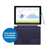 Microsoft Surface Pro 3 128GB + Type Cover Pro 3 inkl. Versand um 699€