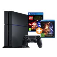 PlayStation 4 1TB + LEGO Star Wars & Blu-ray um nur 299 € statt 399 €