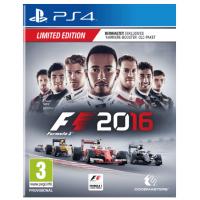 Media Markt 8 bis 8 Nacht – F1 2016 für PC um 40 € – PS4 / One um 50 €