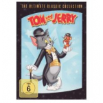 Tom und Jerry – Collection (12 DVDs) um 12 € statt 19,99 €
