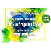 31 % Rabatt auf reguläre Ware im Tom Tailor Onlineshop – bis 7.8.