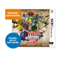 Saturn Technik Special – zB. Hyrule Warriors Legends [3DS] um 16 €