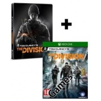 The Division [Steelbook uncut Edition – Xbox One] inkl. Verand um 33,98€