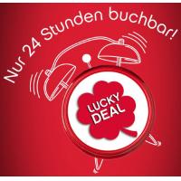Airberlin Lucky Deal Berlin: 1 Nacht im neuen 3* Hotel + Flügen ab 99 €