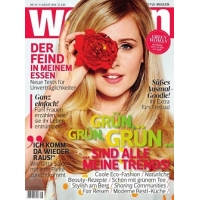 9 Zeitschriften Test-Abos zum Top-Preis – zB. 15x Woman um 15 €