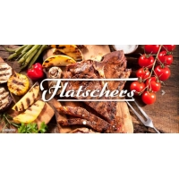 Flatschers Luxus 3-Gänge Steak-Menü für 2 um 89,10 € statt 198,40 €