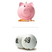 2 Tippfelder Lotto 6 aus 49 + 30 Rubbellose um 0,99 € statt 9,25 €