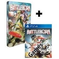 Battleborn Steelbook uncut Edition inkl. Versand um 13,98 € statt 23,98 €
