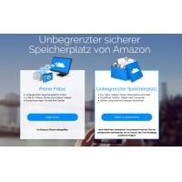 Amazon Drive Cloud – 3 Monate Unbegrenzter Speicherplatz