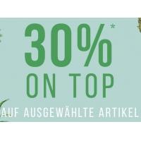Tom Tailor Onlineshop: 30 % Rabatt auf ausgewählte reduzierte Artikel