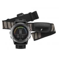 Garmin Fenix 3 GPS-Multisportuhr inkl. Herzfrequenzgurt um 295,99 €