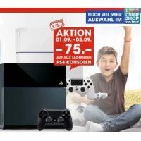 Libro: 80 € Rabatt auf lagernde Playstation 4 Konsolen – zB. PS 4 Konsole 1TB inkl. Controller + No Man's Sky um 319 € statt 399 €