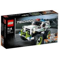 LEGO Technic 42047 – Polizei-Interceptor zum Bestpreis von 13,10 €