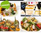 Lecker vegetarisch Essen für 2 im yamm um 15€ statt 30€ @ DailyDeal