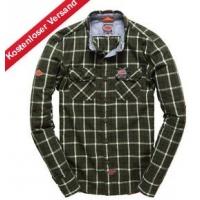 Superdry Hemden inkl. Versand um 24,95 € auf Ebay.at (offizieller Shop)