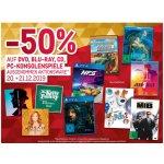 Metro – 50 % Rabatt auf PC- & Konsolenspiele, Blu-rays, … (20. + 21.12.)