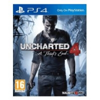 Uncharted 4: A Thief's End (PS4) inkl. Versand um 25 € statt 38,99 €