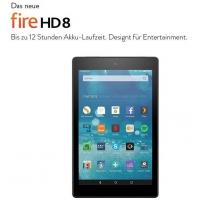 Fire HD 8-Tablet (8″ HD Display, WLAN, 16 GB) um 89,99 € statt 109,99 €