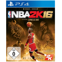NBA 2K16 – Michael Jordan Edition inkl. Versand um 19,97 € statt 41,99 €